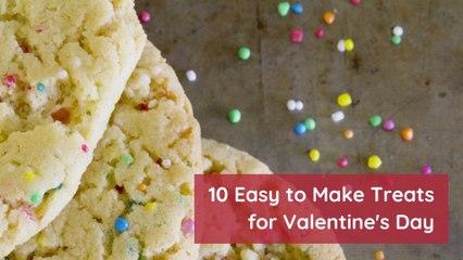 Make Valentine's Day Yummy