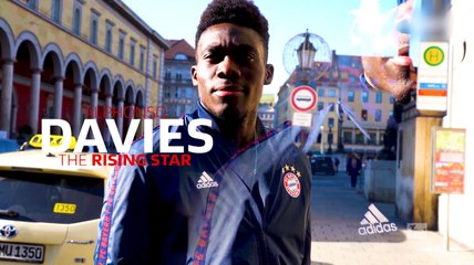 Bundesliga: Alphonso Davies, nailed-on starter in Bayern Munich