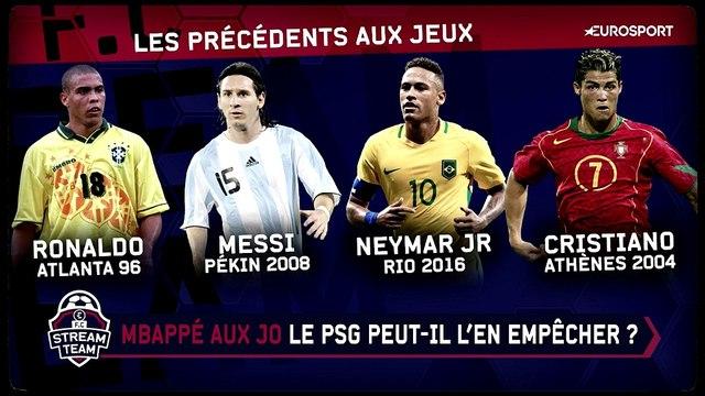Mbappé et les Jeux : Ronaldo 2004, l'exemple à suivre