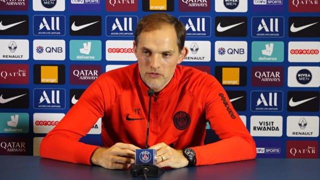 """25e j. - Tuchel : """"Cavani est l'un des plus grand joueur du club"""""""