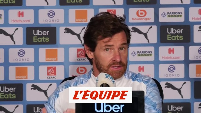 Villas-Boas «Mettre Lille à 12 points» - Foot - L1 - OM