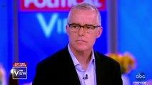 Report: DOJ Won't Pursue Charges Against Andrew McCabe