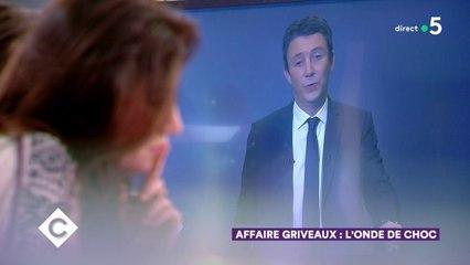 Affaire Griveaux : l'onde de choc - C à Vous - 14/02/2020