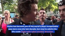 Harry Styles Wanted to Become a Physiotherapist