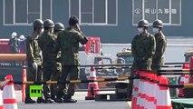 Aumenta a 218 el numero de contagiados en el Crucero Diamond Princess que esta en cuarentena en Japón