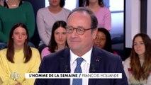Clique x François Hollande - CANAL+