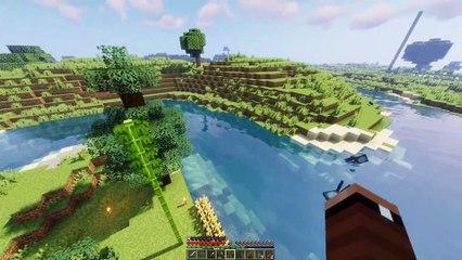 Minecraft SourceBlock SMP - Ep. 03 - I'VE BEEN CHALLENGED + A SURPRISE GIFT!