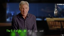 The Call of the Wild  Interview Harrison Ford