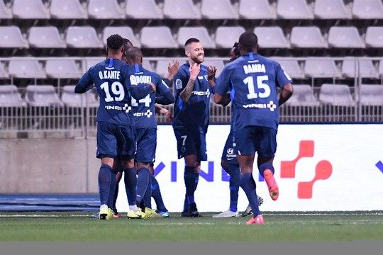 Ligue 2 : Tous les buts de la soirée