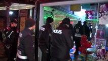 Ankara'da 500 polisle 'asayiş' uygulaması