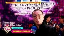 Gerardo Quiroz estrena 'Fiebre de Sábado por la Noche'