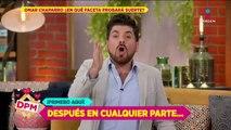 ¿Sergio Mayer apoya la ley de doblaje en México?