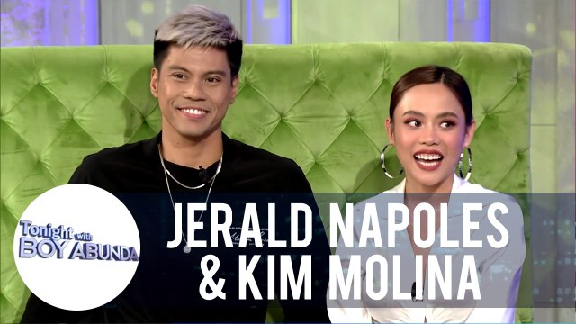 Jerald and Kim reveal the story behind matching outfits | TWBA