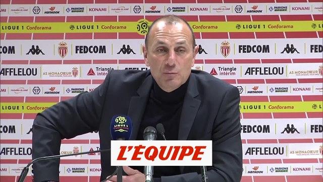 Der Zakarian « Trop de déchet technique » - Foot - L1 - Montpellier