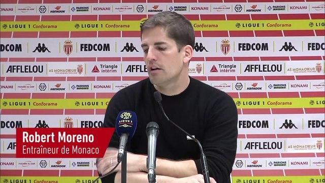 Moreno « Le meilleur match de Monaco » - Foot - L1 - Monaco