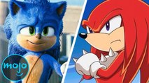 Top 10 Biggest Easter Eggs in the Sonic Movie