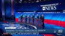 Phoenix to host democratic debate in March