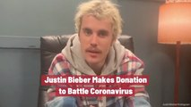 Justin Bieber Wants To Stop The Coronavirus