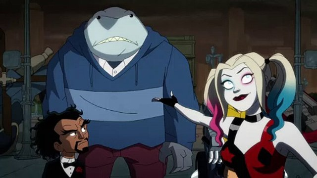 Harley Quinn S01E13 The Final Joke - Season Finale