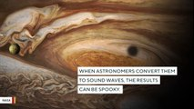 This Is What Space Sounds Like And It's Downright Eerie