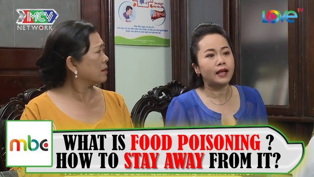 HELLO DOCTOR ! WHAT IS FOOD POISONING ???