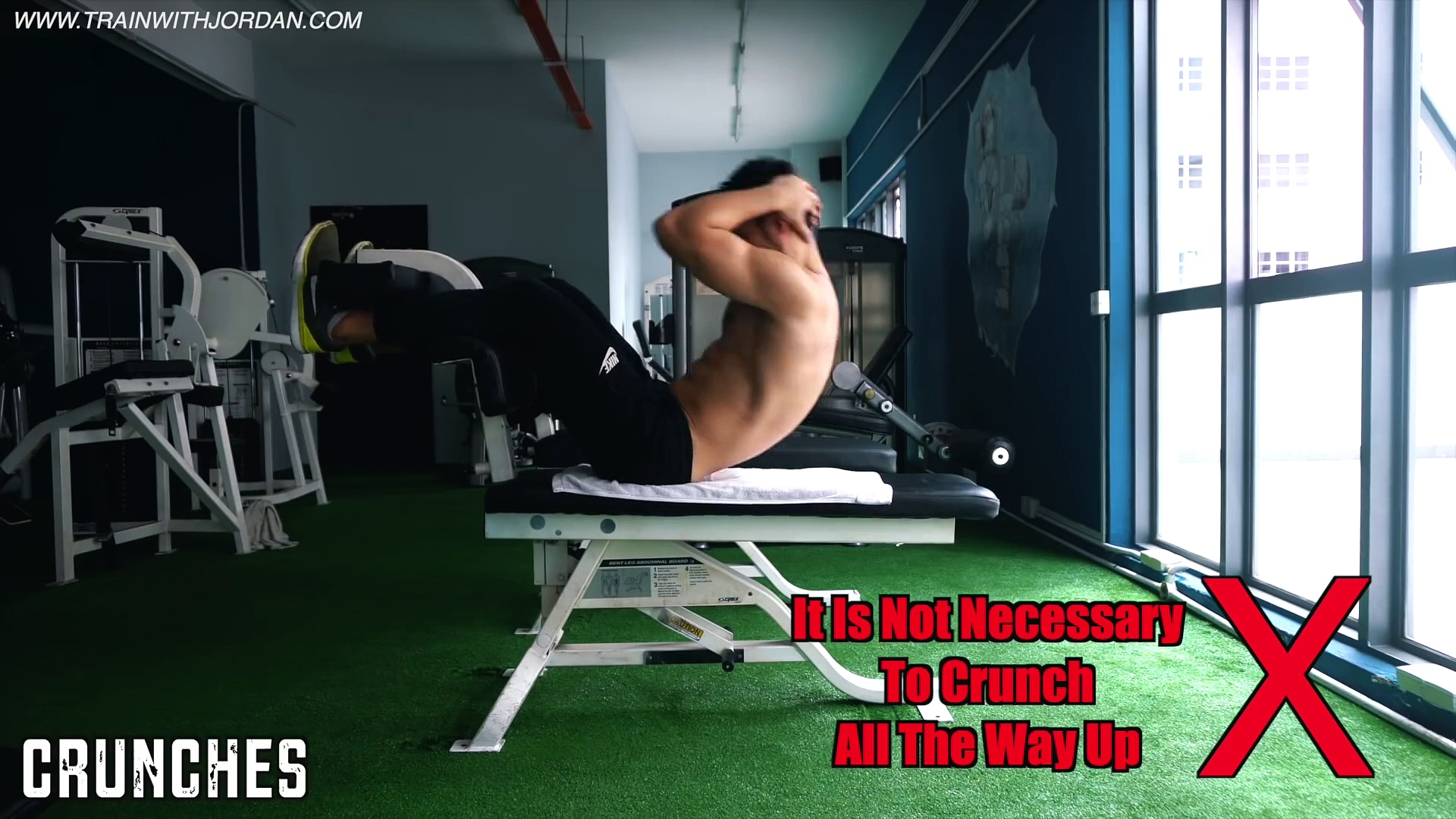 [Gym Tutorial] Abs Training Mistakes in the Gym