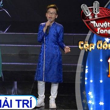 Tuyệt đỉnh song ca - Cặp đôi vàng nhí: Thương ca tiếng Việt - Tấn Bảo, Thái Hà, Quỳnh Anh, Đức Vĩnh