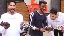Siddhant Chaturvedi Celebrates 1 Year Of Gully Boy With Media