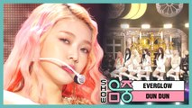 [HOT] EVERGLOW - DUN DUN , 에버글로우 - DUN DUN  Show Music core 20200215