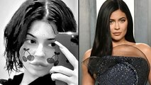 Kylie Jenner's stylist cut off all her hair
