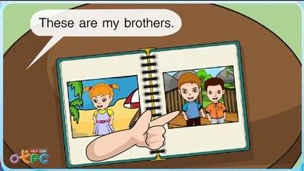 สื่อการเรียนการสอน Who is this ป.2 ภาษาอังกฤษ
