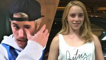 Justin Bieber CRIES for Billie Eilish & she REACTS