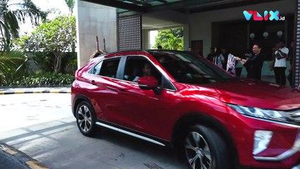 Siksa Mobil Terbaru Mitsubishi Sampai Lombok!