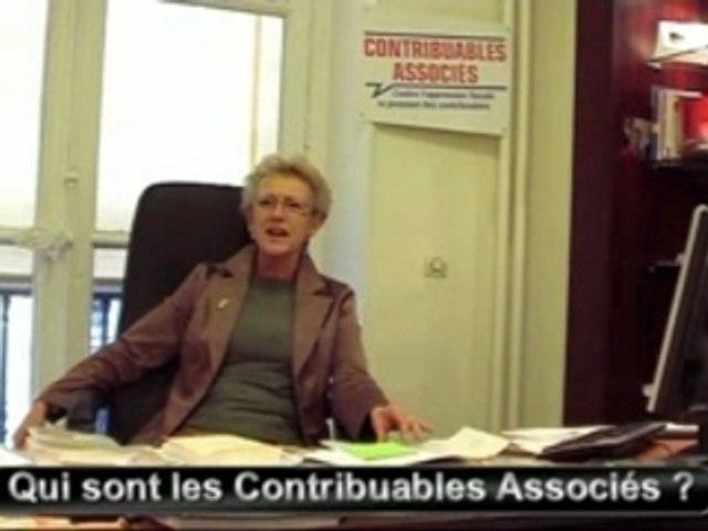 Benoîte Taffin, qui sont les Contribuables Associés ?
