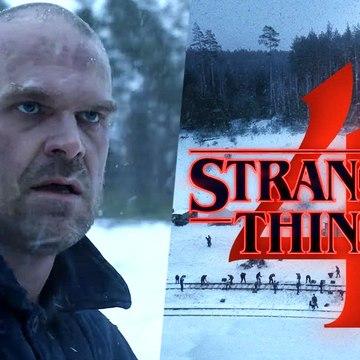Stranger Things Stagione 4 - Dalla Russia con amore...