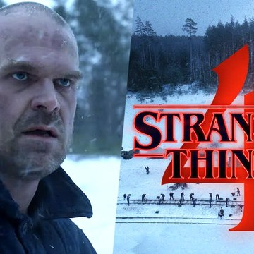 Stranger Things Säsong 4 - From Russia with love...