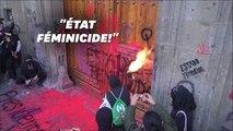 Au Mexique, les féministes dans la rue après un féminicide très brutal