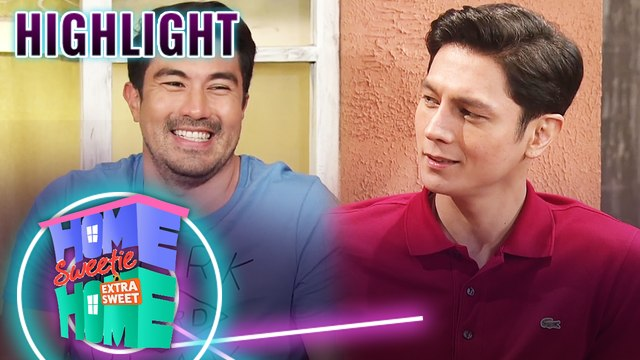 Dan asks Pip if he likes Mikee | HSH Extra Sweet
