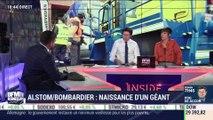 Alstom/Bombardier: naissance d'un géant - 19/02