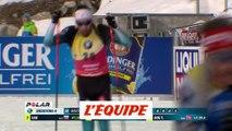 Le résumé en vidéo de l'individuel remporté par Martin Fourcade - Biathlon - Mondiaux (H)