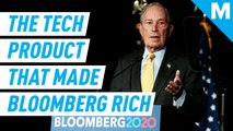 Michael Bloomberg's tech product is a perfect metaphor for his candidacy