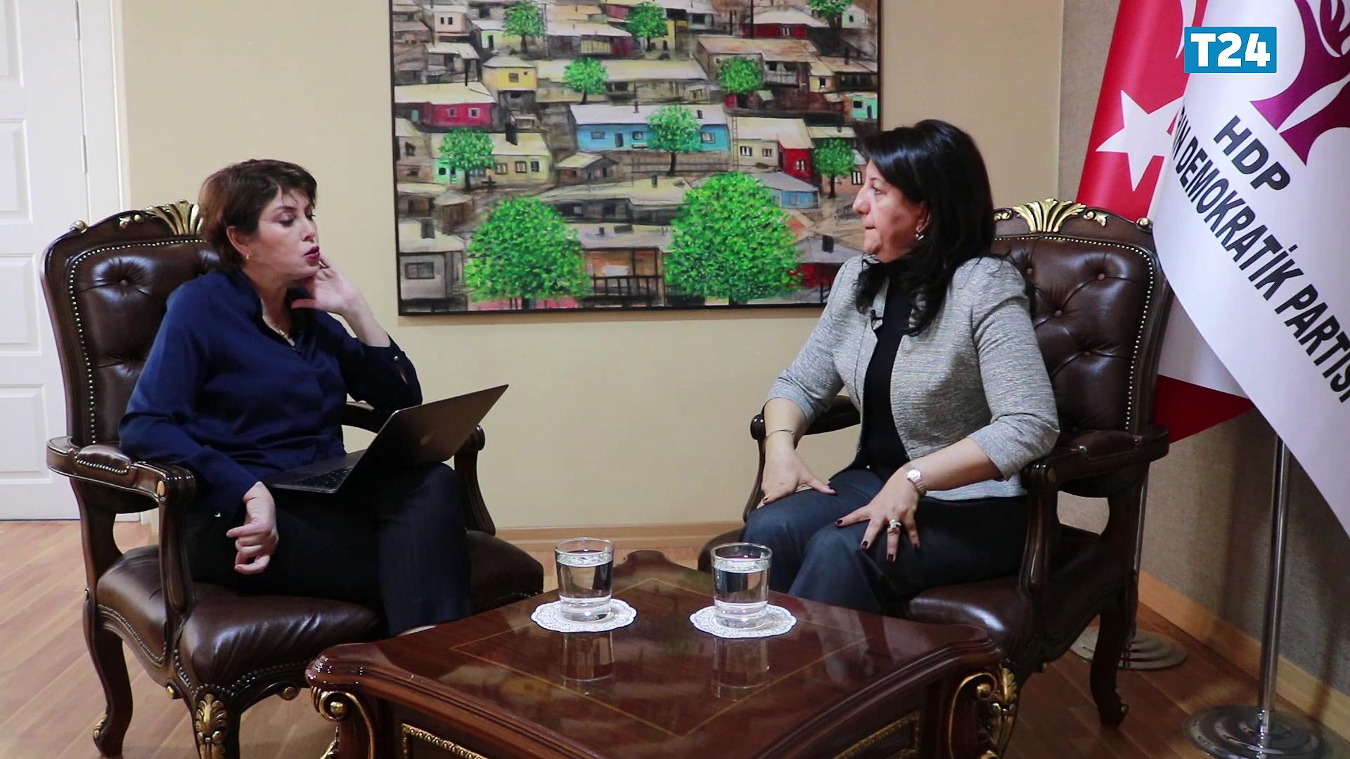Pervin Buldan: Özeleştiri veriyorum; Karadenizlinin sorununu Kürtlere, Kürtlerin sorununu Egeliye anlatamadık