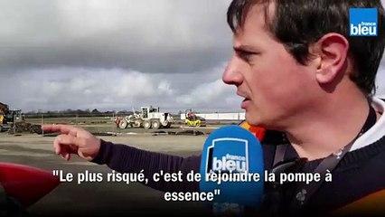 L'aéroclub de l'aéroport de Nantes dénonce des problèmes de sécurité pendant des travaux sur le tarmac