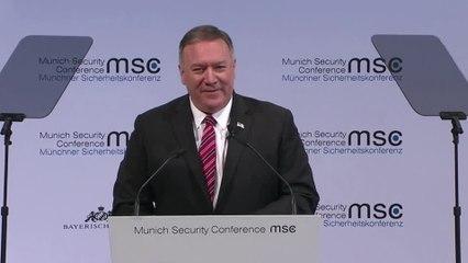 """""""West is winning,"""" U.S. tells China"""