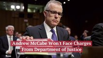 The Story On Andrew McCabe