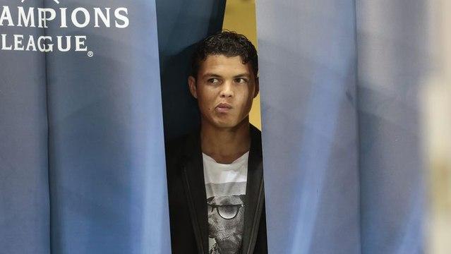Amiens-PSG : Thiago Silva explique son match raté
