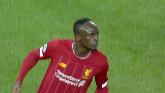 Le résumé de Norwich / Liverpool