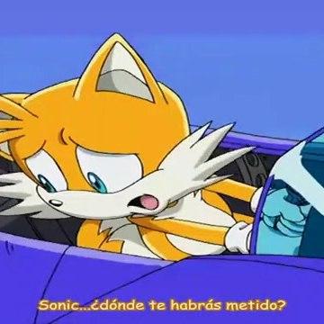 Sonic X Capitulo 3 (Sub Español) (Sin Censuras)