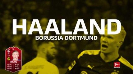 Bundesliga: Player of the month January, Erling Haaland