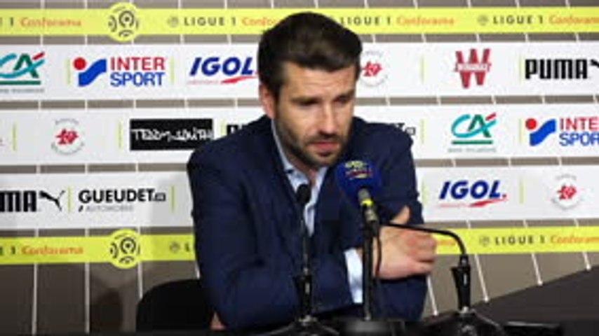 Amiens - Elsner : ''Confiance et espoir pour la suite''